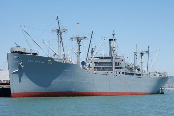 SS Red Oak Victory museum ship